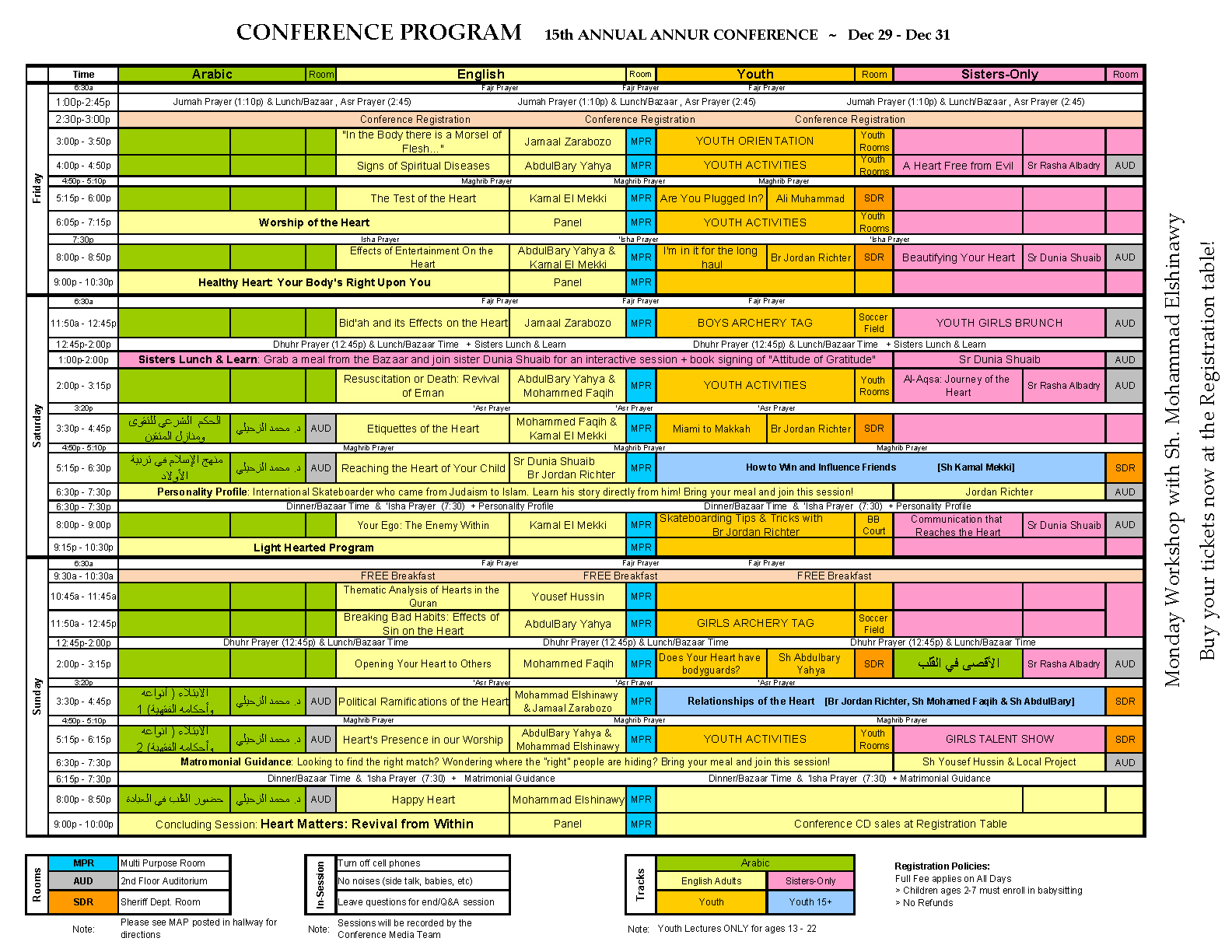 Annur15th-Conference----schedule_v.6